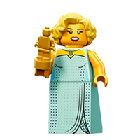 Lego Minifigures Sticker 7
