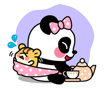 Pan Ham Stickers 7