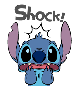 Stitch Stickers 17