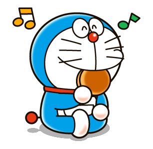 Doraemon Stickers 11