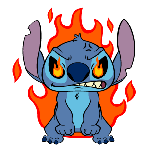 Stitch Stickers 18