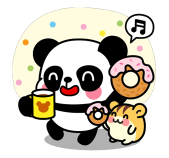 Pan Ham Stickers 38