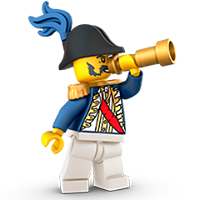 Lego Minifigures Sticker 9