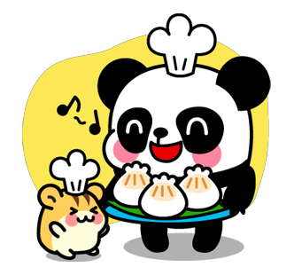 Pan Ham Stickers 8