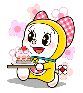 Doraemon Stickers 12