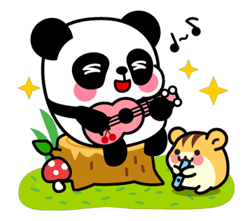 Pan Ham Stickers 9