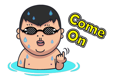Psy Stickers Gangnam Style 13