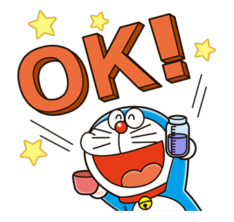 Doraemon Stickers 13