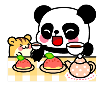 Pan Ham Stickers 10