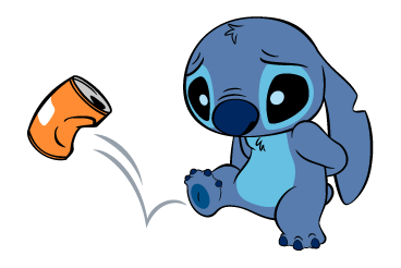 Stitch Stickers 21