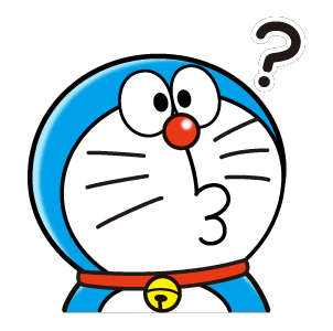 Doraemon Stickers 15