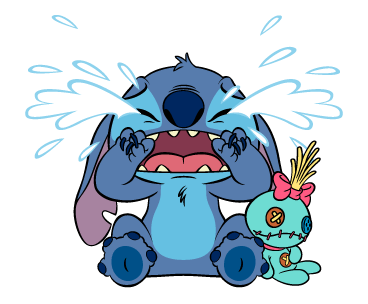 Stitch Stickers 22