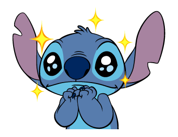 Stitch Stickers 23