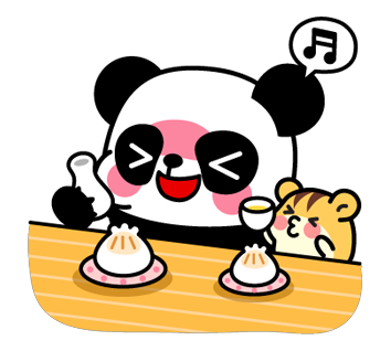 Pan Ham Stickers 13
