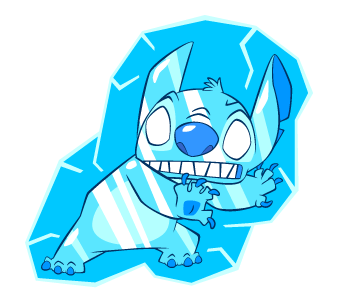 Stitch Stickers 24