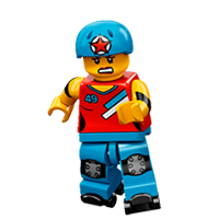 Lego Minifigures Sticker 14