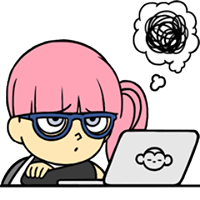 Hacker Girl Sticker 17