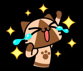 Monster Hunter Airou Stickers 13