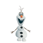 Olaf Disney Frozen Stickere 2
