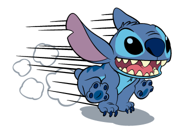 Stitch Stickers 26