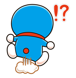 Doraemon Stickers 21