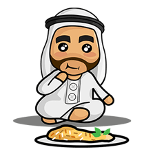 Arabia Stickers 6