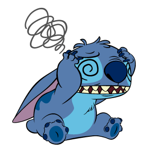 Stitch Stickers 32