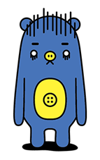 GU-BOO Nálepky 2