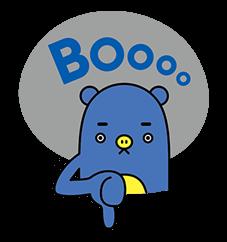 Pegatinas GU-BOO 6