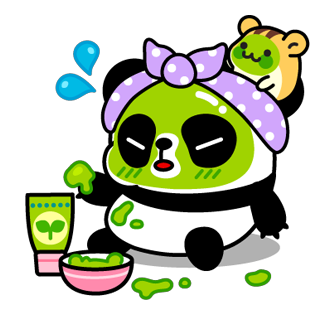 Pan Ham Stickers 22