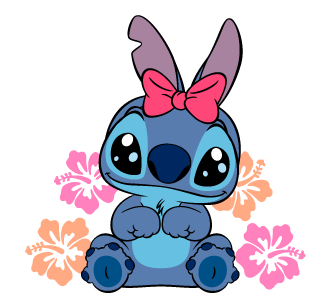 Stitch Stickers 35