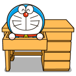 Doraemon Stickers 2