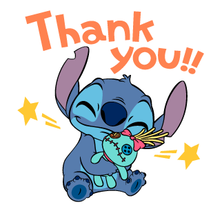 Stitch Stickers 37