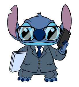 Stitch Stickers 39