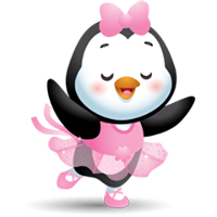 Waddles Stickers 31