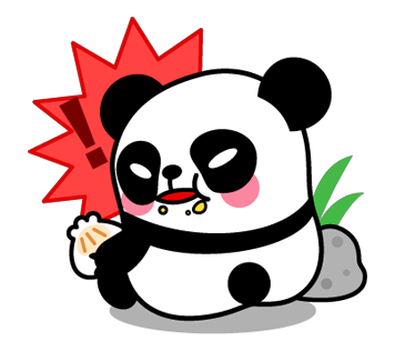 Pan Ham Stickers 29