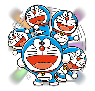 Doraemon Stickers 33