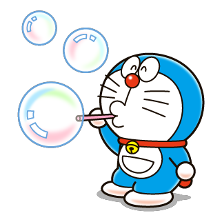 Doraemon Stickers 34
