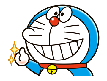 Doraemon Stickers 35