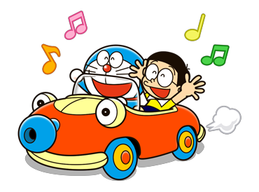 Doraemon Stickers 38