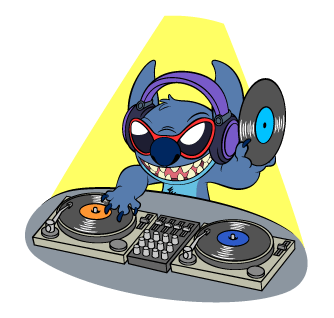 Stitch Stickers 9