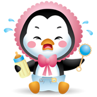 Waddles Stickers 38