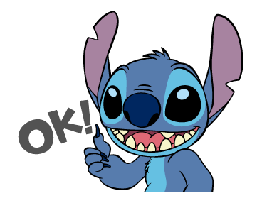 Stitch Stickers 10