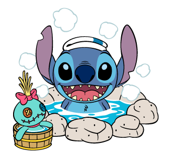 Stitch Stickers 11