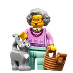 Lego Minifigures Sticker 2