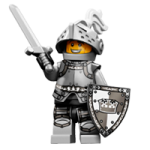 Lego minifigurer Sticker 3