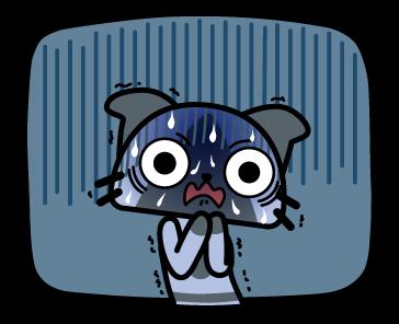 Monster Hunter Airou Stickers 18