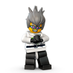 Lego Minifiguren Sticker 5