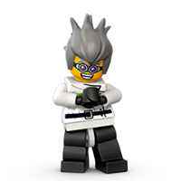 Lego Minifigures Sticker 5