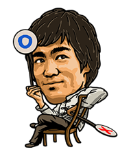 Bruce Lee Sticker 11